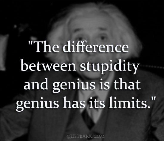 Success Quotes by Albert Einstein
