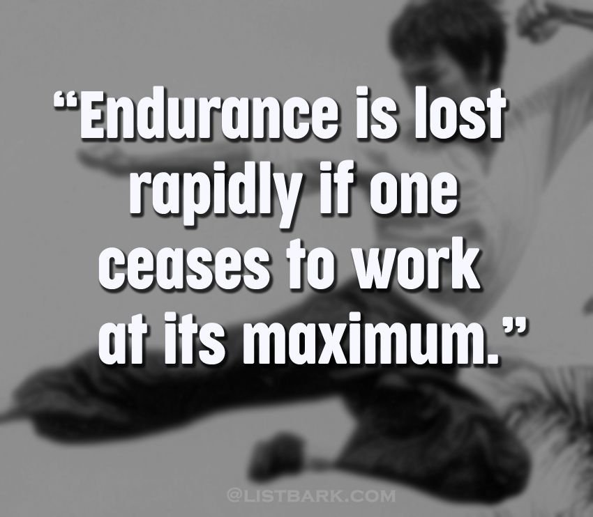 Best Quotes of Bruce Lee