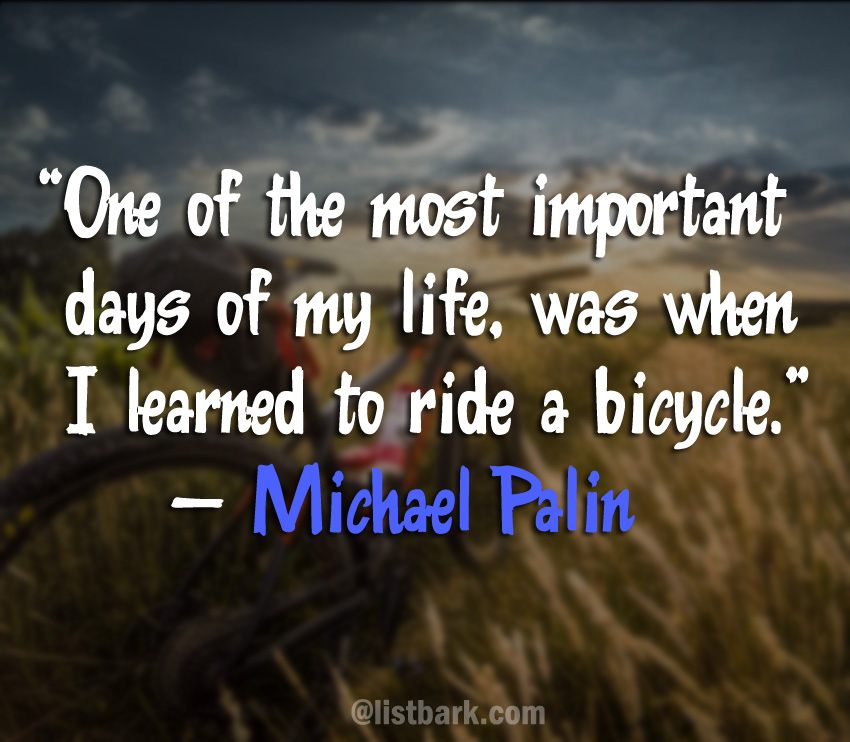 Bicycle Day Quotes Download