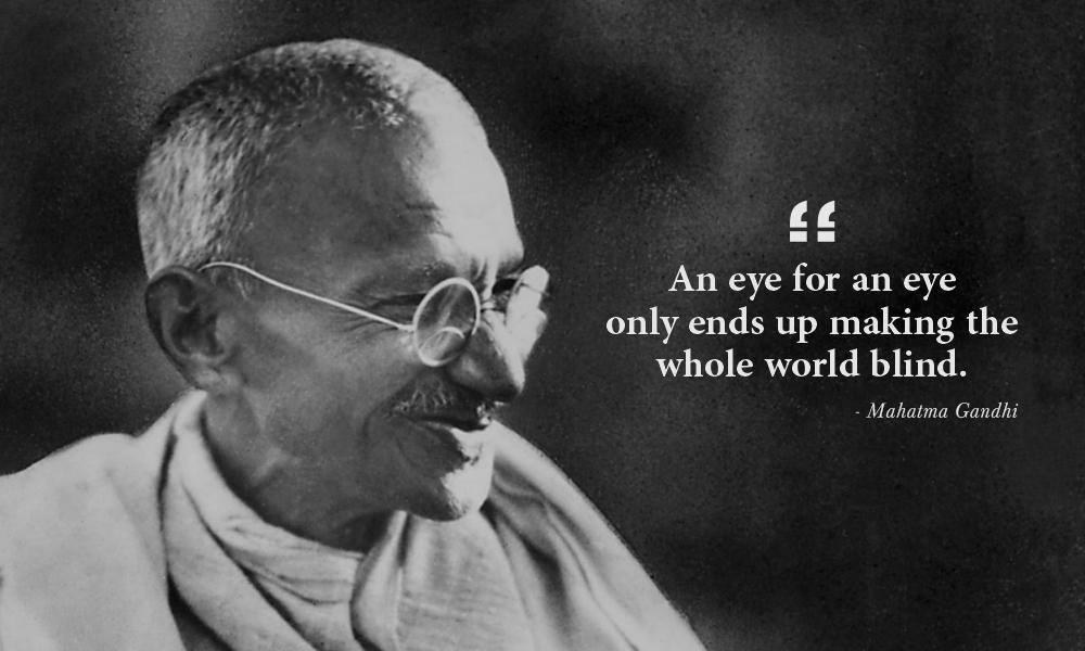 Gandhi Jayanti Status Image
