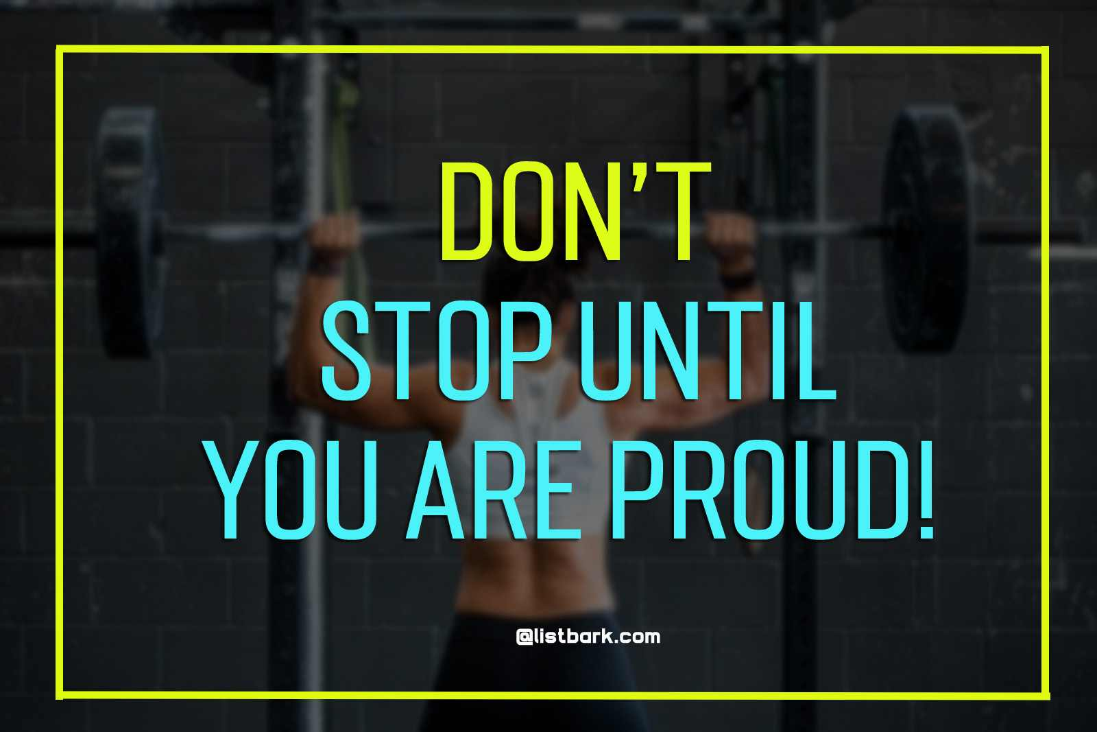 never give up gym quotes