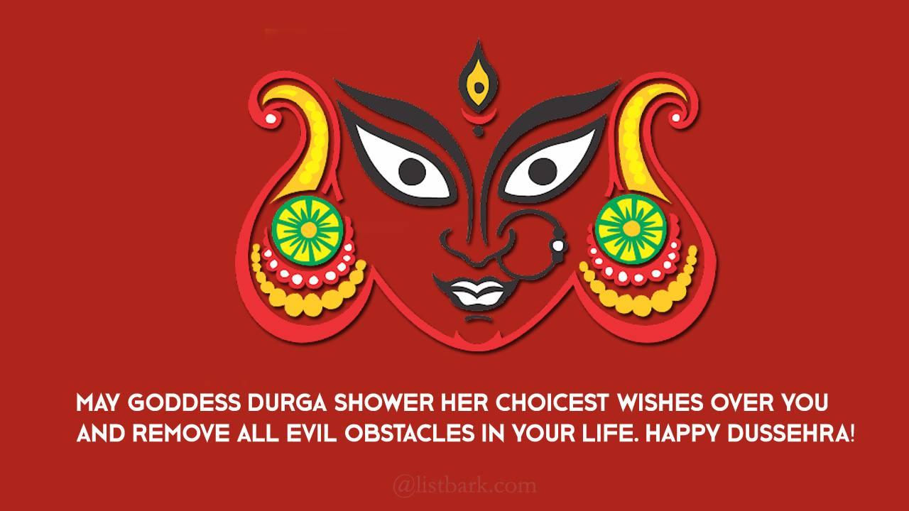 Vijaya Dashami Durga Wishes