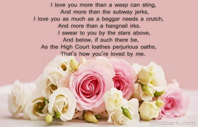 Wedding Poem Image
